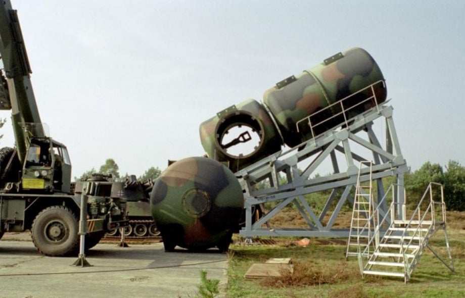 This is what a silencer for howitzers looks like