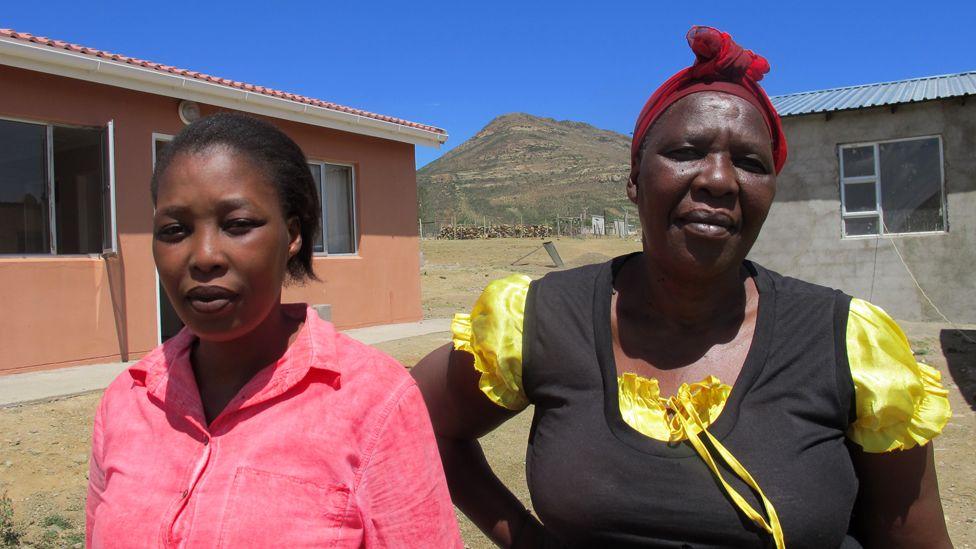 Siphokazi and Nokubonga